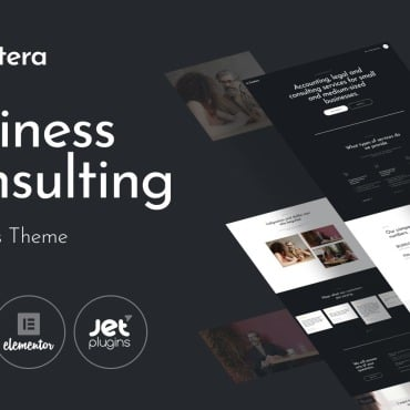 Template Afaceri WordPress #115969
