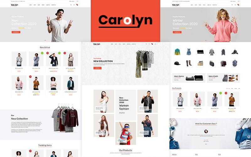 Carolyn – Fashion Shopify Theme