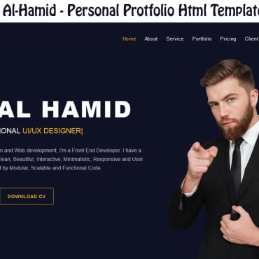 Website Template № 116139