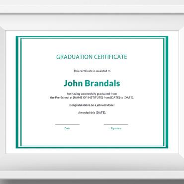 Template Certificate Templates #116141