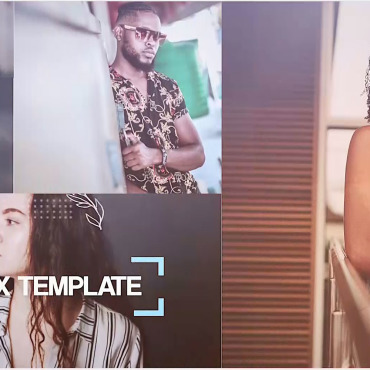 Template  Final Cut Pro Templates #116313