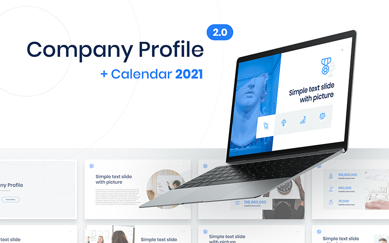 Company Profile 2.0 PowerPoint Template