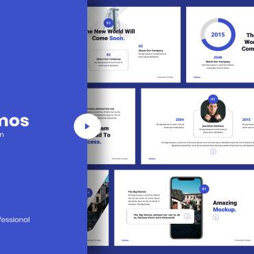 Template Amenajări interioare și mobilă Google Slides #117201