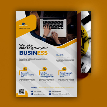 Template Afaceri Identitate corporativă #117420