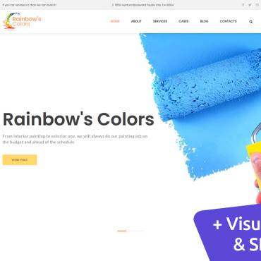 Website Template № 117440