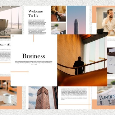 Template Industriale Keynote Templates #117579