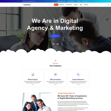 Website Template № 117591