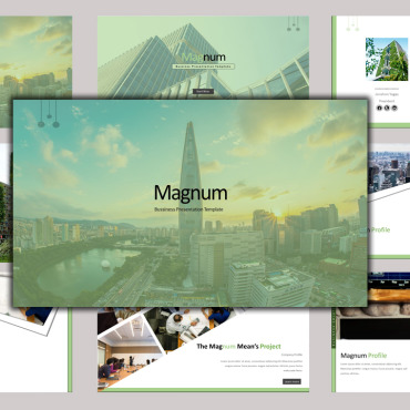 Template Afaceri Google Slides #117837