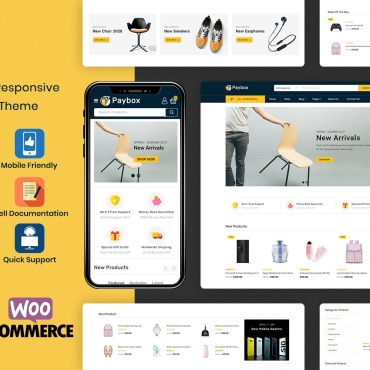 Template WooCommerce #117876