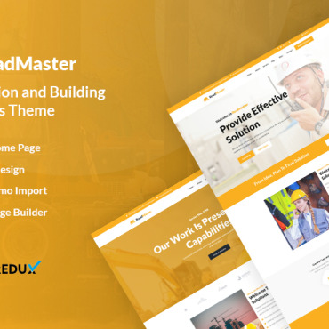 Website Template № 117878
