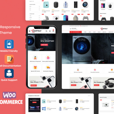 Template Modă WooCommerce #117883