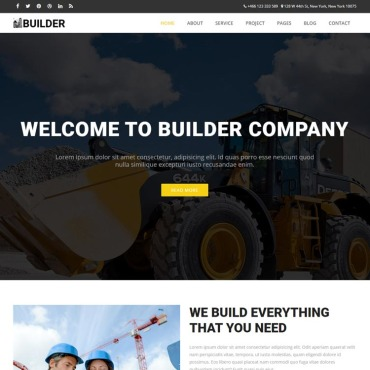 Website Template № 118076