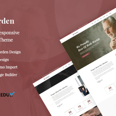 Website Template № 118367