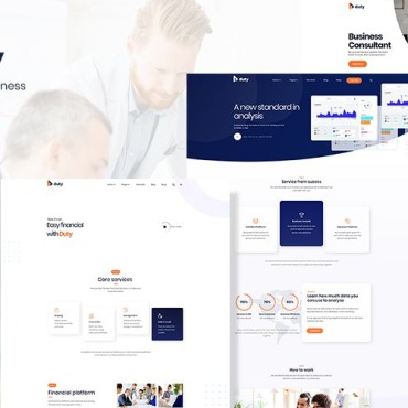 Website Template № 118709
