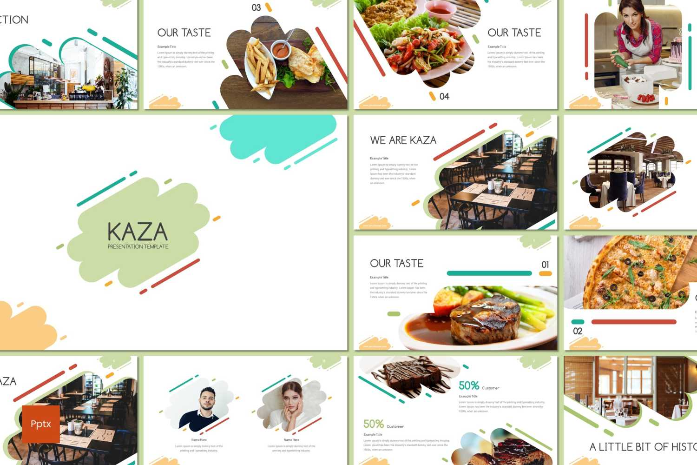 Kaza PowerPoint Template