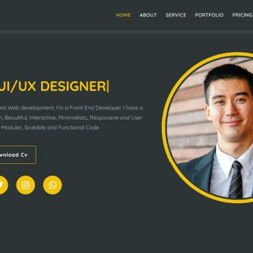 Website Template № 119282