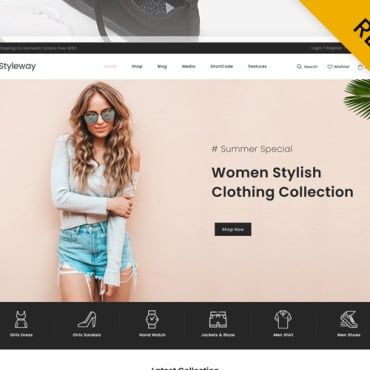 Template WooCommerce #119538