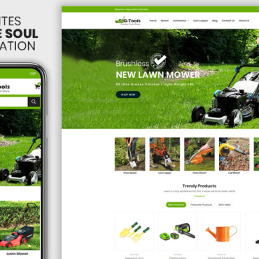 Website Template № 119540