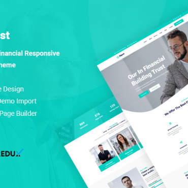 Website Template № 119544