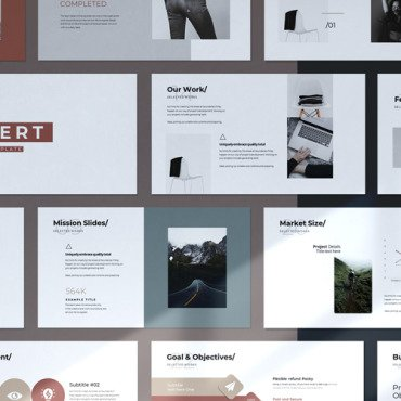 Template PowerPoint #120143