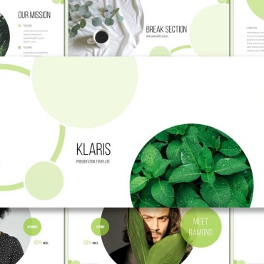 Template PowerPoint #120145