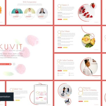 Template PowerPoint #120146