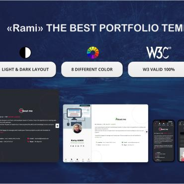 Website Template № 120173