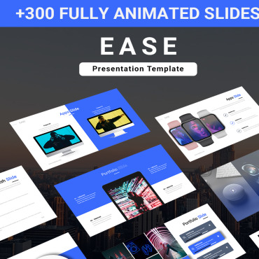 Website Template № 120377