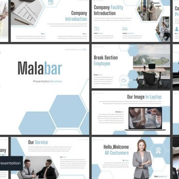 Website Template № 120379