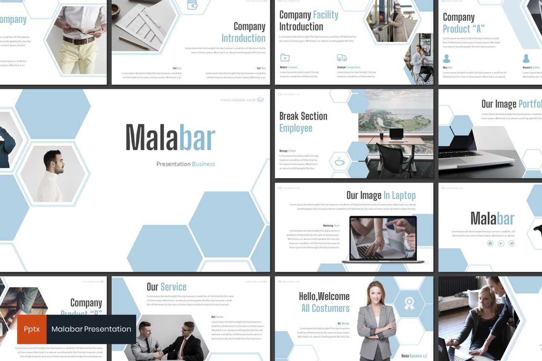 Malabar PowerPoint Template