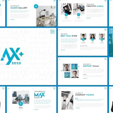 Website Template № 120382