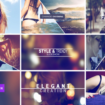 Template  After Effects Templates #120420