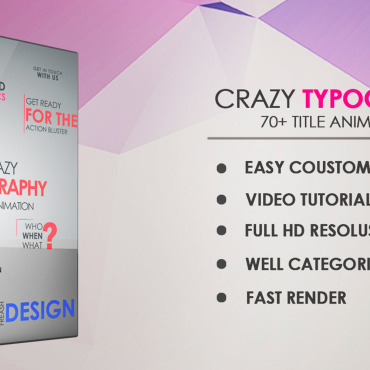 Template  After Effects Templates #120431