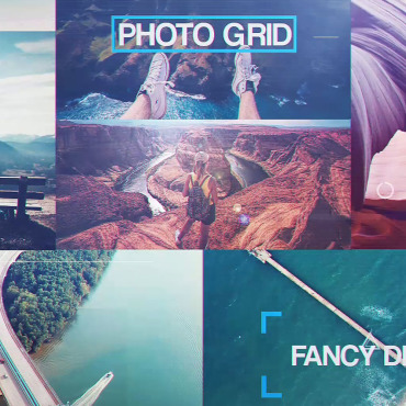 Template  After Effects Templates #120444