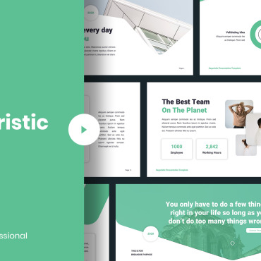 Website Template № 120675
