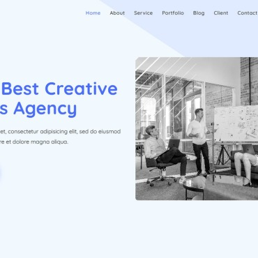 Website Template № 121037