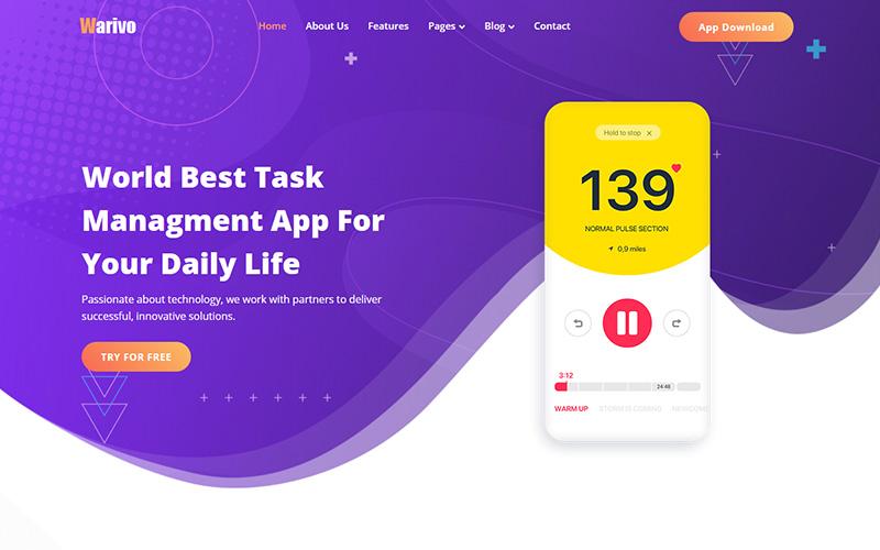 Template Siti Web HTML