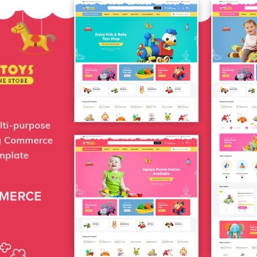 Template BigCommerce Themes #121466