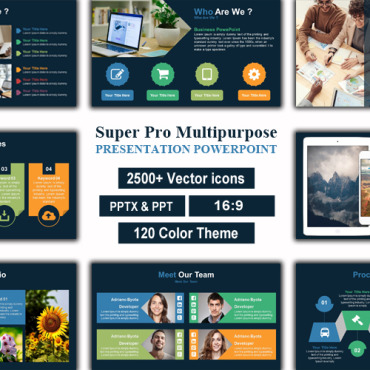 Website Template № 121509