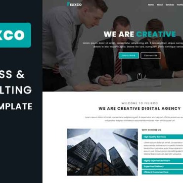 Website Template № 121663