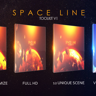 Template  After Effects Templates #121693