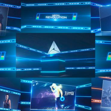 Template  After Effects Templates #121694
