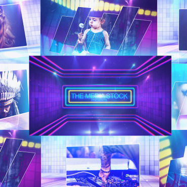 Template  After Effects Templates #121705