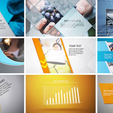 Template  After Effects Templates #121710