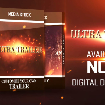 Template  After Effects Templates #121711