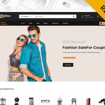 Template WooCommerce #122127