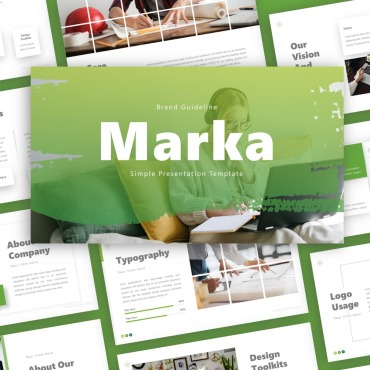 Website Template № 122229