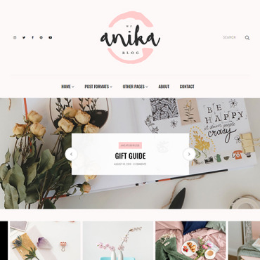 Template WordPress #122280