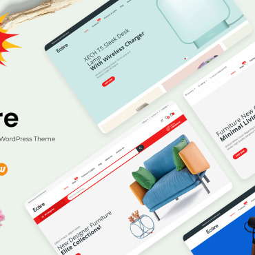 Template WooCommerce #122663