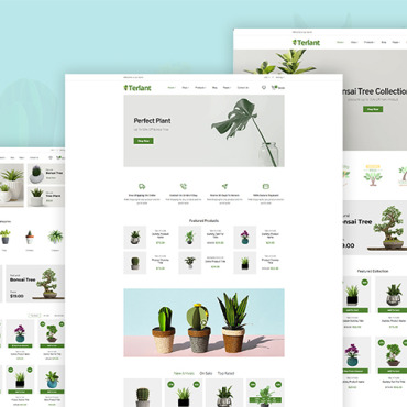 Template Shopify #122888